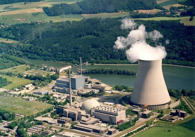 Primera central nuclear comercial del mundo