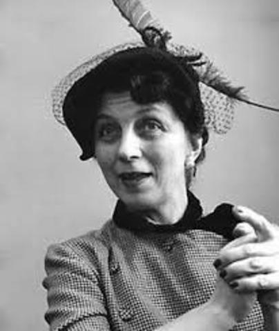 Hazel Gladys Bishop