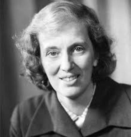 Dorothy Crowfoot