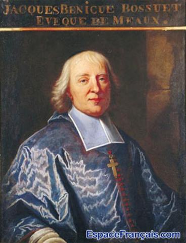 """Bossuet  """"Politique tirée de l'Écriture sainte"""" (Contre l'épicurisme)"""