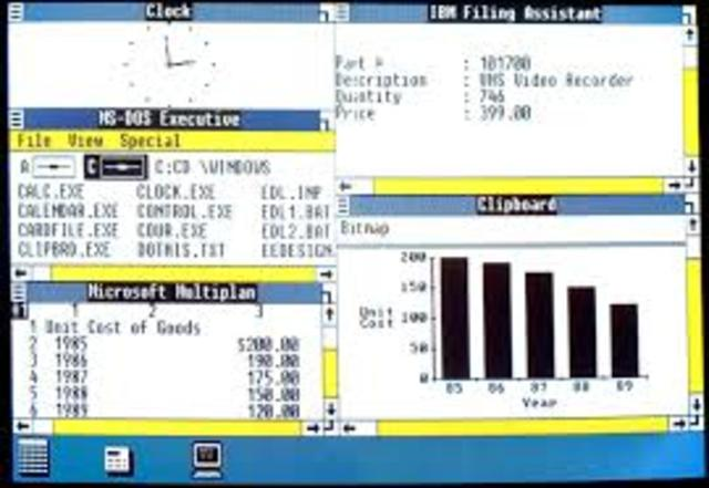 Windows 1 (1985)