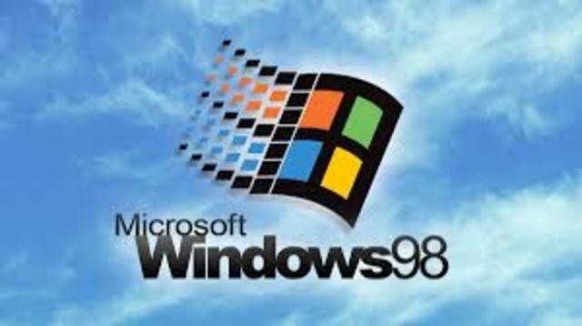 Windows 98(1998)