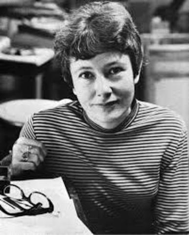 Denise Levertov 1923-1997