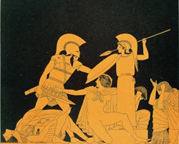 Grecia durante el período helénico.
