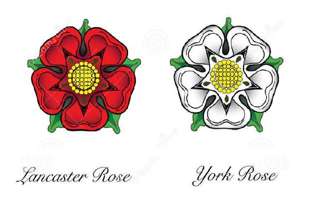 Guerra de las dos Rosas.