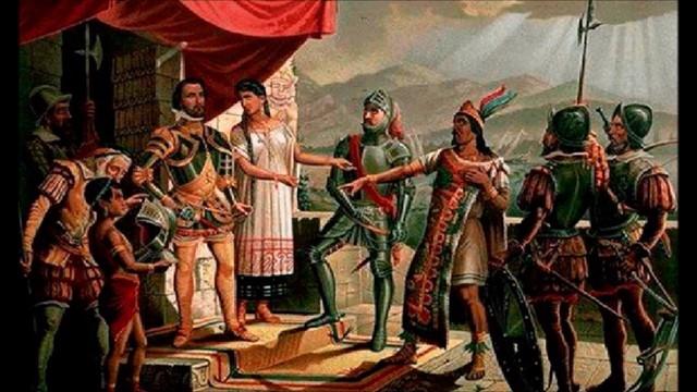 Destrucción del Imperio Inca.