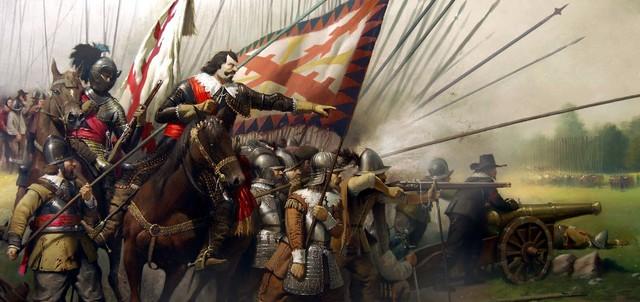 Guerra de los Treinta Años.