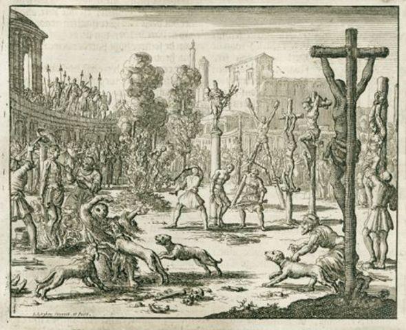 Les chrétiens persécutés en nombre