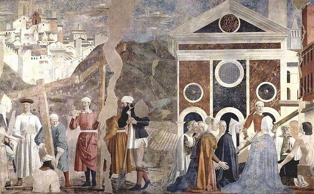 """Pour s'assurer de la """"vérité historique"""" de Jésus, la mère de Constantin Hélène part à Jérusalem"""