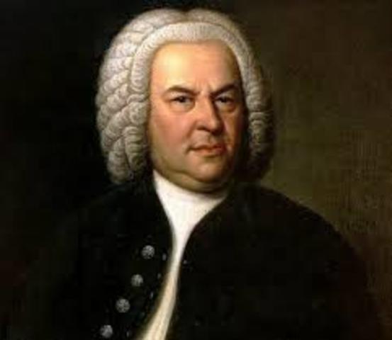 Bach dies