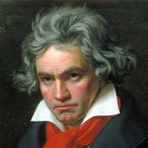 Beethoven is born