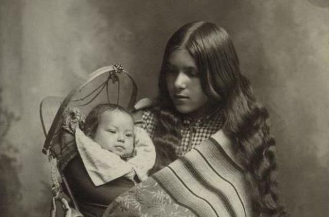 Pocahontas's Birth