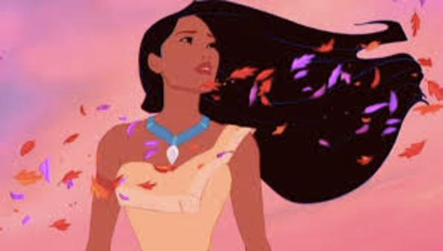 Pocahontas Dies