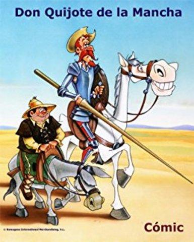 El Ingenioso Don Quijote de la Mancha (Capitulo 1) - Miguel de Cervantes