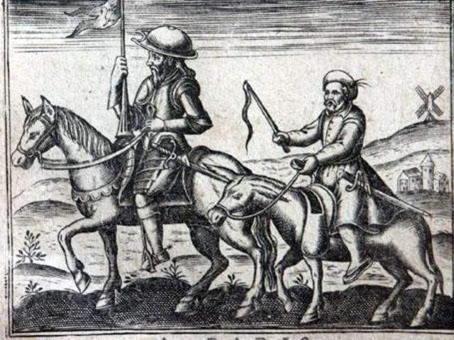El Ingenioso Don Quijote de la Mancha (Capitulo 2) - Miguel de Cervantes
