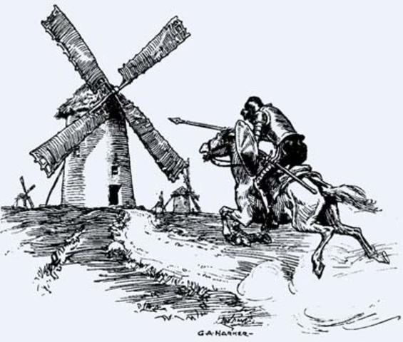 El Ingenioso Don Quijote de la Mancha (Capitulo 8) - Miguel de Cervantes