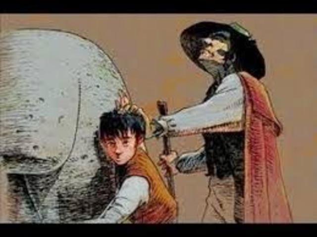Lazarillo de Tormes - Tratado 1
