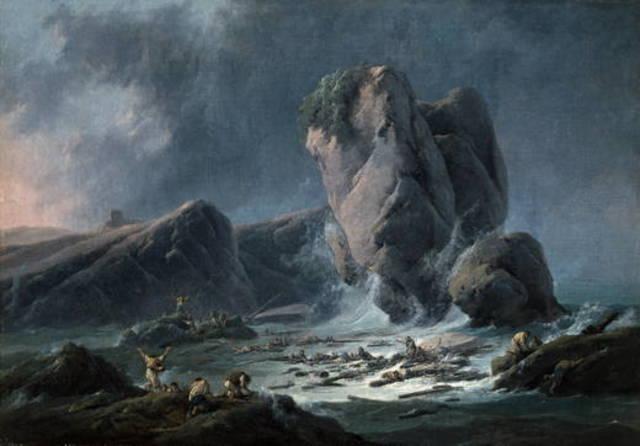 En Una Tempestad - Jose Maria Heredia