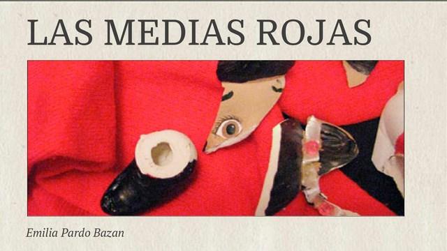 Las Medias Rojas - Emilia Parado Bazan