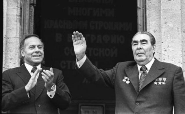 Усиление позиций партийно-государственного номенклатуры