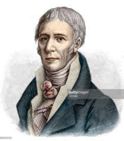 Jean Baptiste Lamarck (pre-evolucionista)