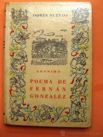 Poema de Femán González