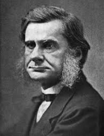T.H Huxley (Defensor de Darwin)