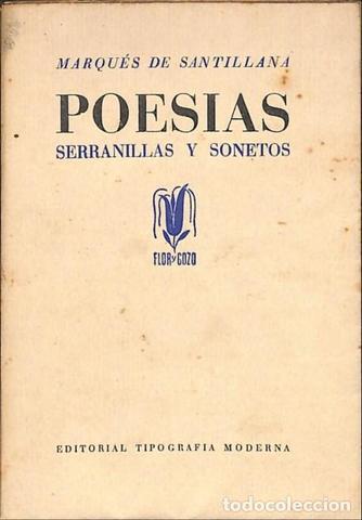 Serranillas del Marqués de Santillana