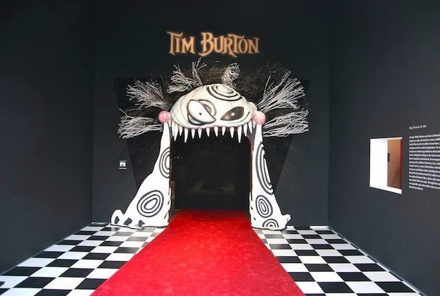 Музей Тима Бёртона
