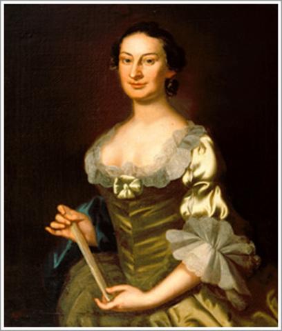 Elizabeth Schuyler Is Born