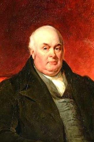 Robert Darwin  (1776-1848)