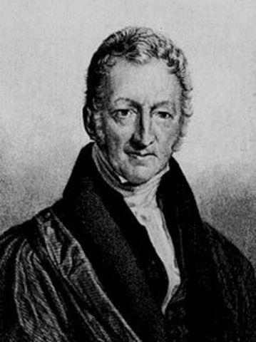 Thomas Maltus (1766-1834)