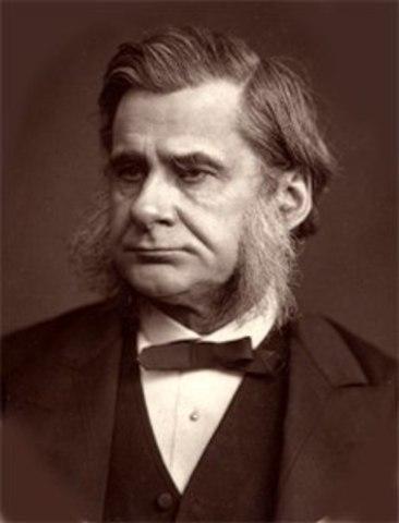 T.H. Huxley(1825-1895)