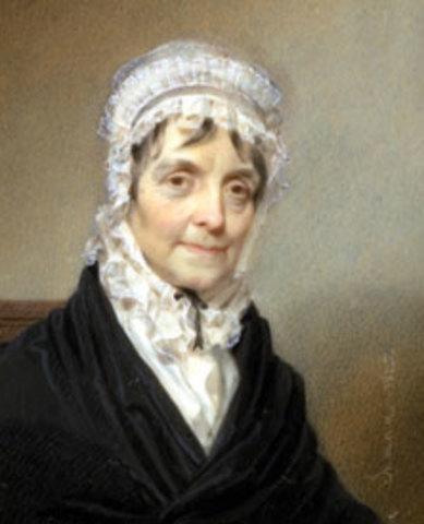 Elizabeth Schuyler Hamilton Passes Away