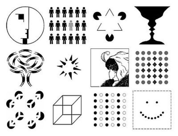 La pscología de la Gestalt