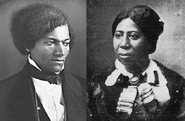 Fredrick Douglass' First Wife And Kids