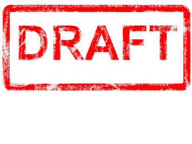 Hitler Reintroduces The Draft