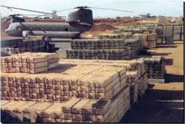 Germany Increasing Supplies