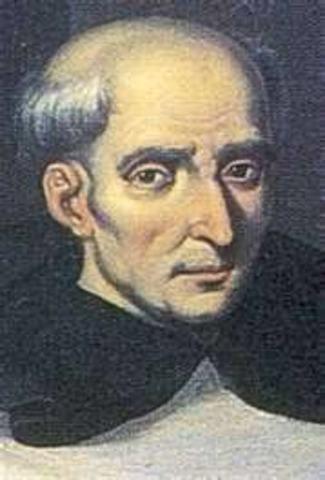 Fray Alonso de la Vera Cruz