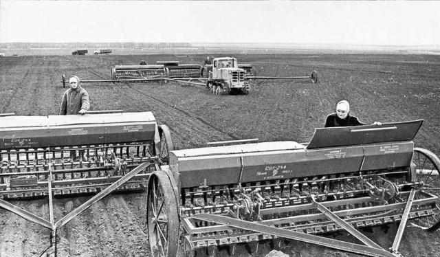 Аграрная реформа 1965 г. и её результаты