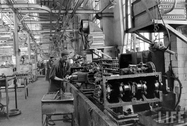 Реформы в промышленности