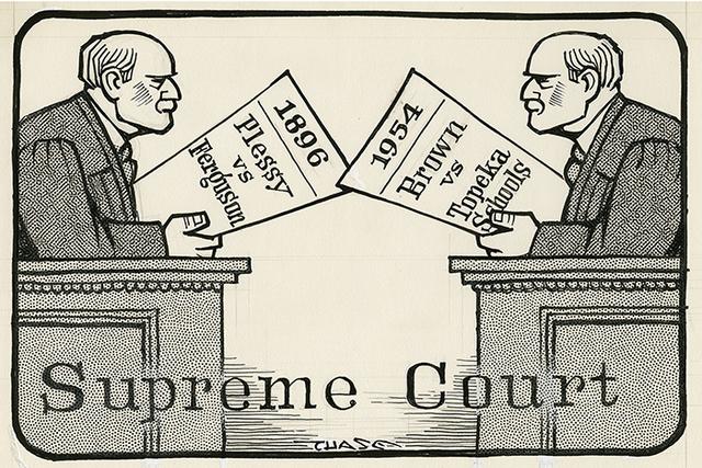 Supreme Court Case Plessy vs Ferguson