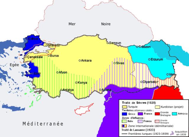 Traité de Sèvres