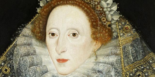 Death of Queen Elizabeth-1