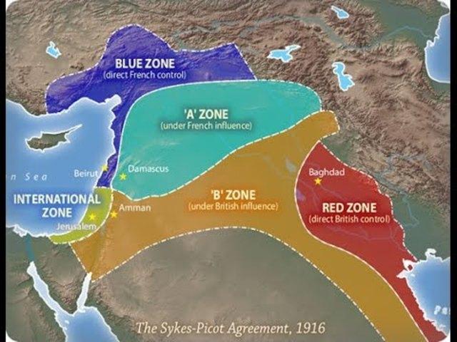 Accords Sykes-Picot