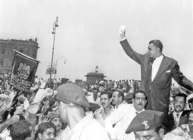 Nationalisation du Canal de Suez