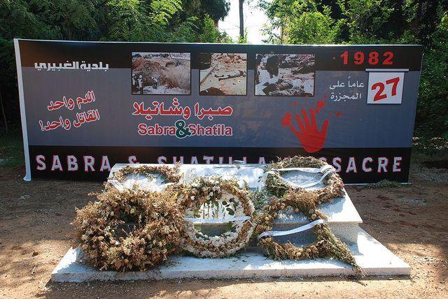 Massacre de Sabra et Chatila