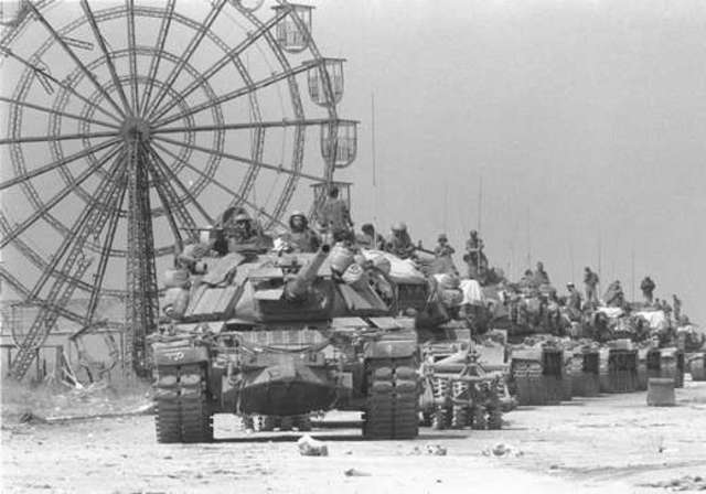 Intervention israélienne au Liban