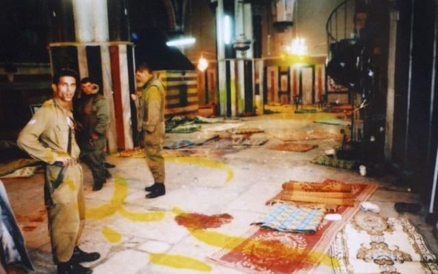 Massacre d'Hébron de 1994