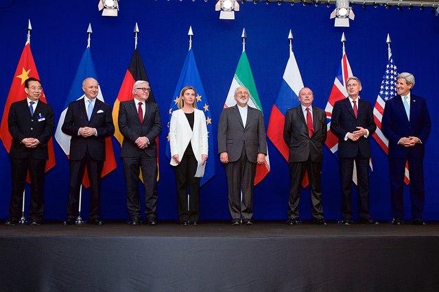 Accord de Vienne sur le nucléaire iranien
